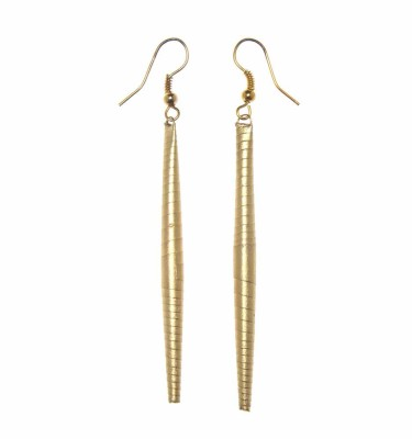 BGE - Bead Earring All Gold