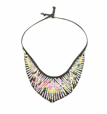 BSN - Beaded Neckpiece Small