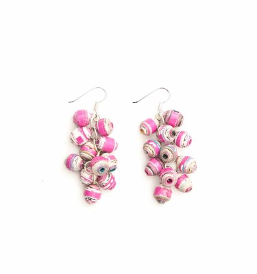 CDE - Charm Drop Earring