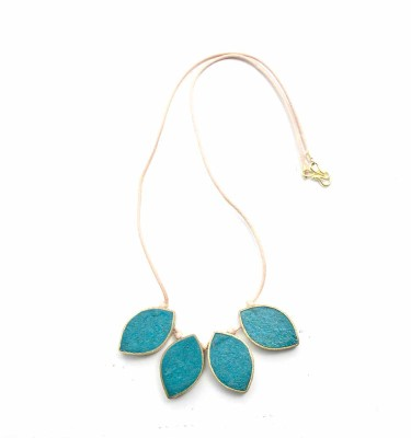 PPN - Pulp Petal Necklace