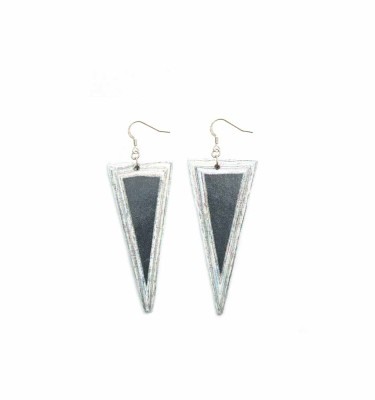 TRE - Triangle Earring
