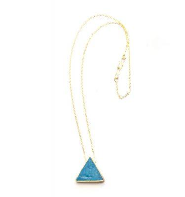 Triangle pendant